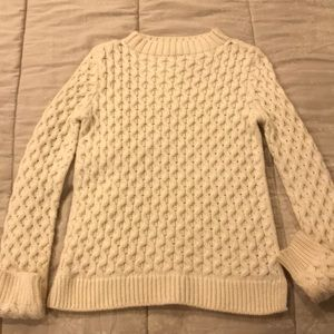 Theory cable knit sweater Size S